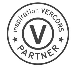Nous sommes labelisé par Inspiration Vercors